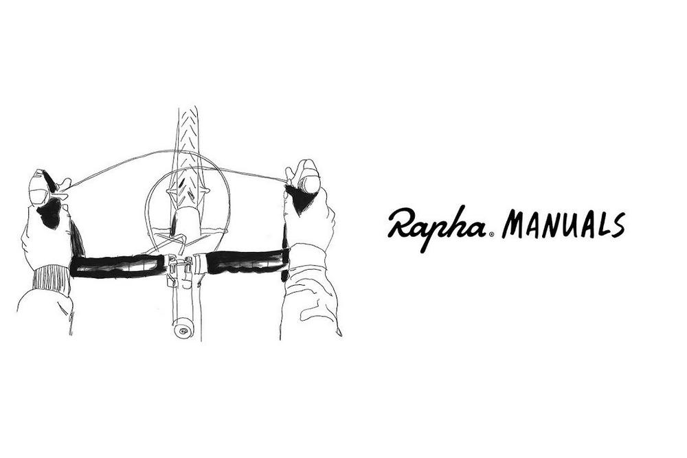 Rapha Manuals: We All Need A Finish Line